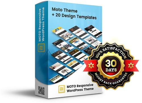 Moto Theme Review