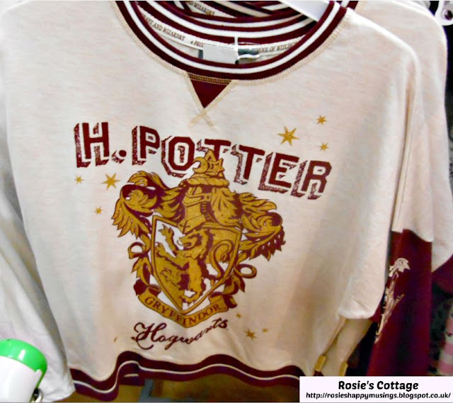Harry Potter Top At Primark