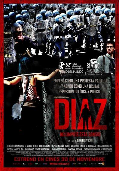 Ver Diaz, no limpiéis esta sangre (2012) Online