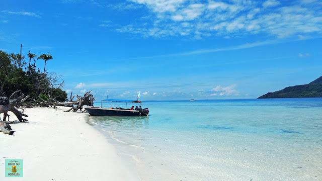 Isla Mantabuan, Borneo (Malasia)