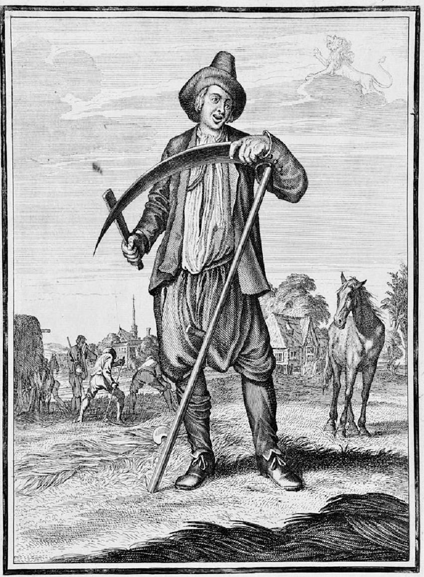 1698 Augustus by Caspar Luyken