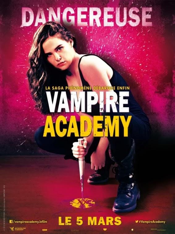Vampire Academy Reihenfolge
