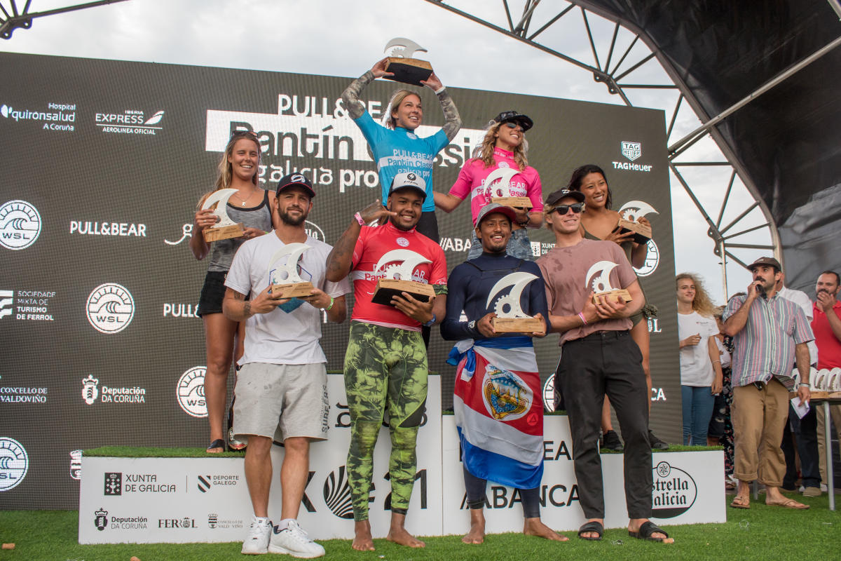 Pull Bear Pantin Classic Galicia Pro 2018 Highlights Champions Crowned on Solid Finals Day