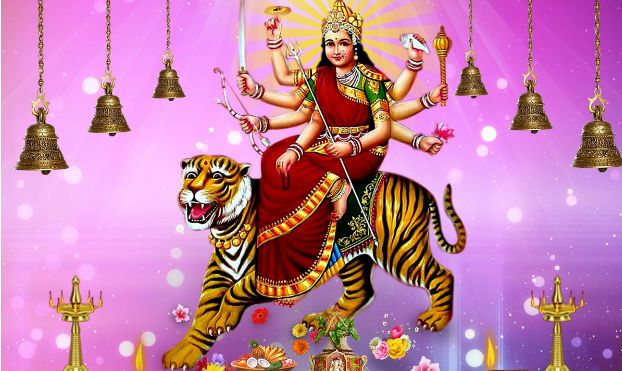 Happy Navratri 2017 Wallpapers