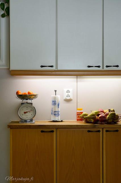 keittiö kitchen  koti puustelli