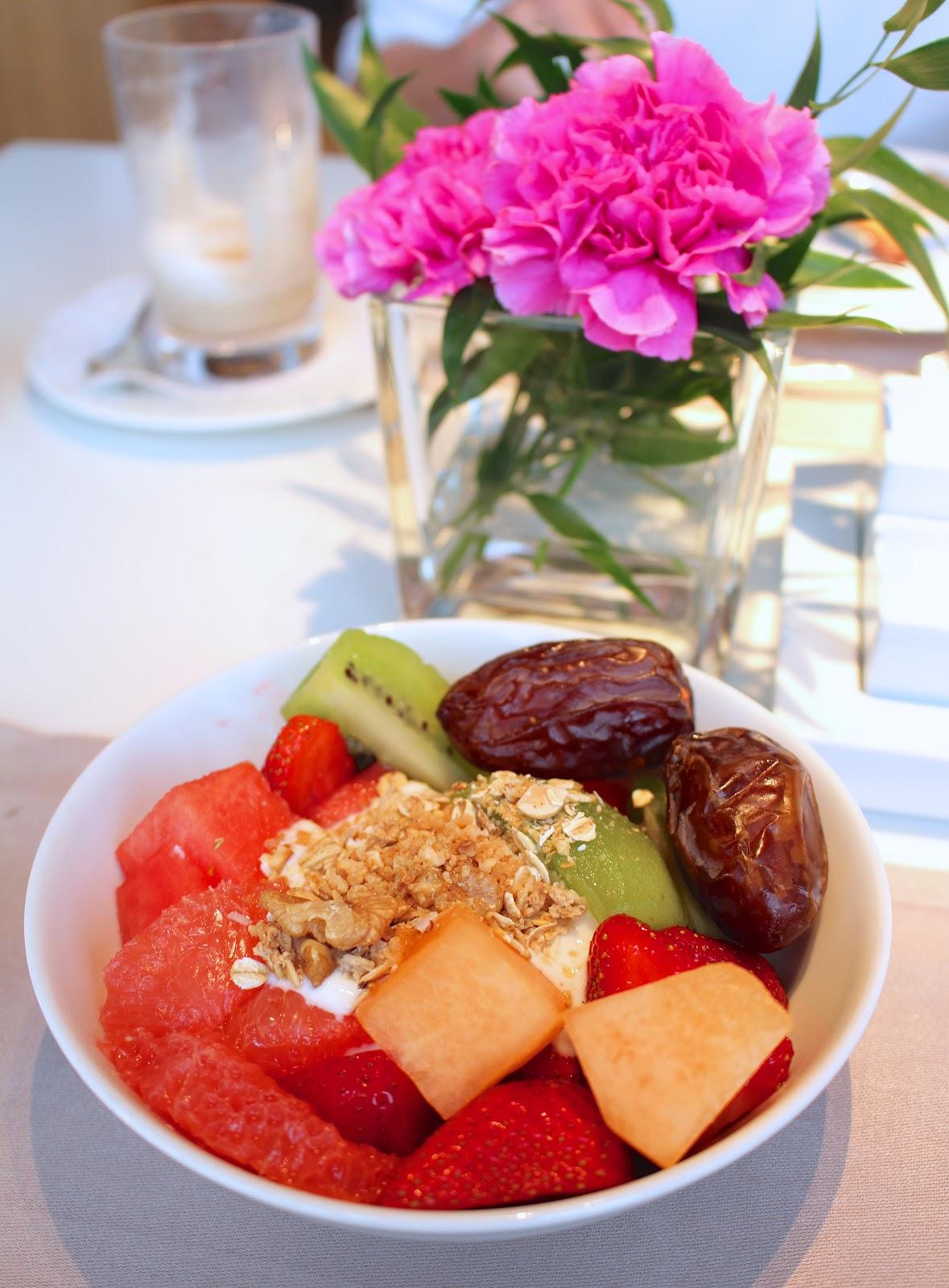 Hotel Bayerischer Hof Breakfast Frühstück
