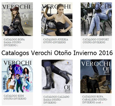 catalogos verochi 2016 on line