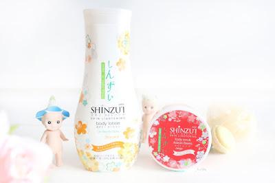 Kandungan Zat Shinzui Body Lotion Putihkan Kulit