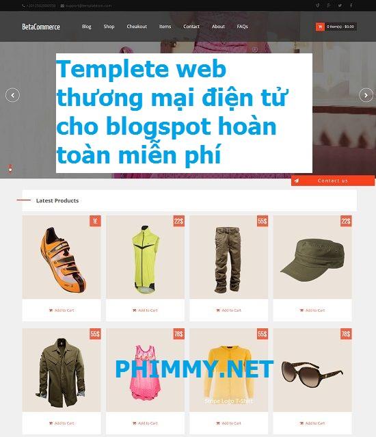 kiem tien online, templete blogspot, web ban hang, samrtphone,