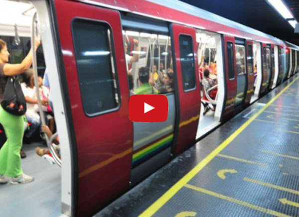 """Régimen """"Chorreao"""" ordena cerrar 18 estaciones del metro este lunes"""