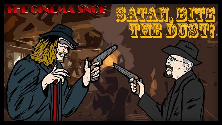 satan bite the dust video