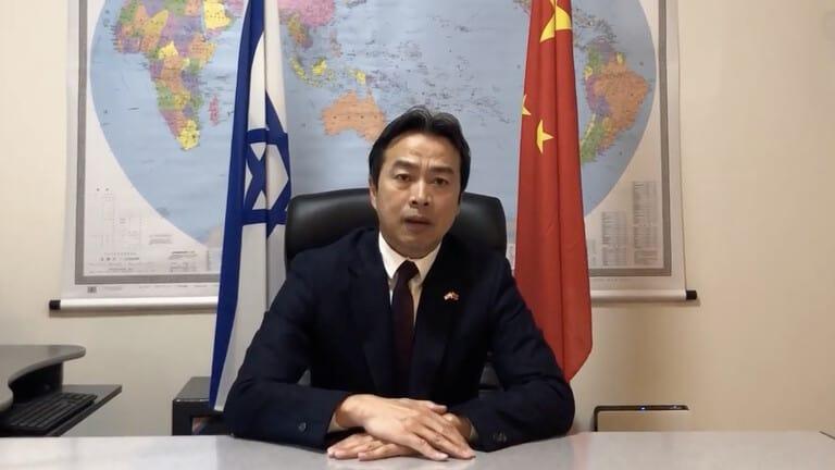 الصين-ترسل-فريقا-خاصا-إلى-إسرائيل-بعد-العثور-على-جثة-سفير-بكين