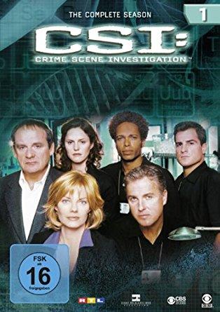 Serien, die ich mag: CSI: Vegas