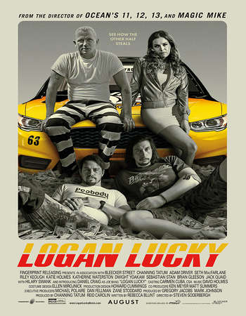 Logan Lucky 2017 Full English Movie  Download