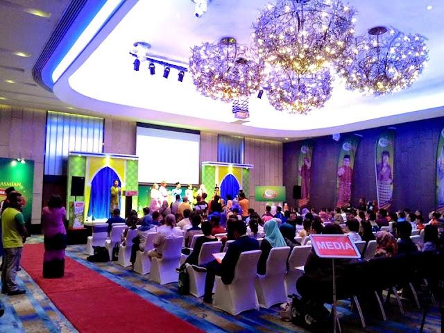 Majlis pelancaran Yeo's : Beramal Bersama Bintang