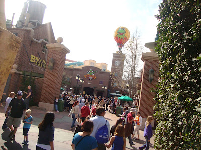Hollywood Studios em Orlando - Florida