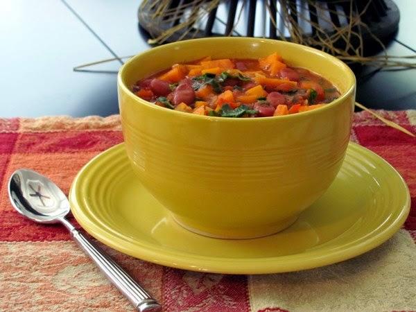 Organic Soup Kitchen Sb