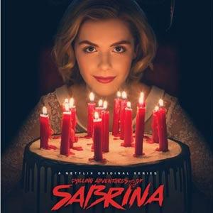 Poster da série O Mundo Sombrio de Sabrina