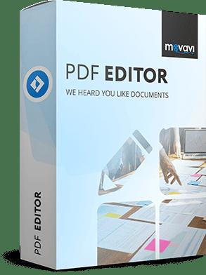 Movavi PDF Editor discount coupon code