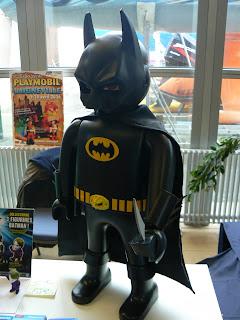 Famousplaymo expo vente playmobil granville 26 27 et - Batman playmobil ...
