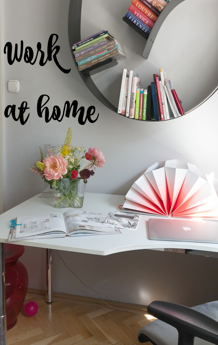 my home office corner
