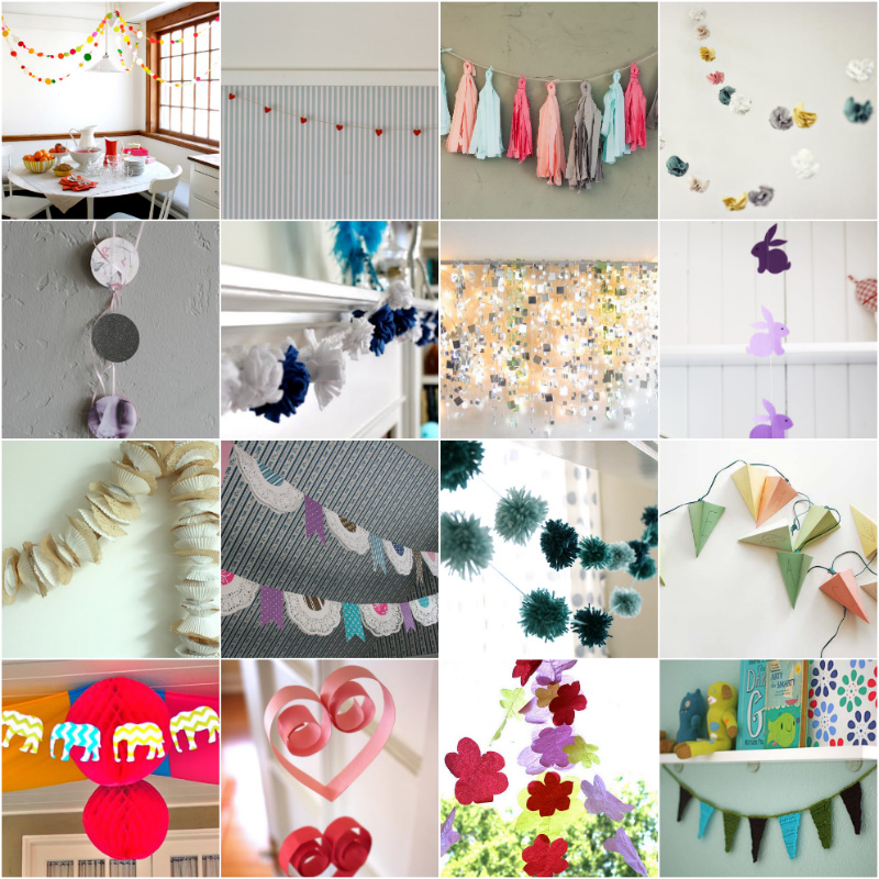 Les Enfants, Stylish Children's Parties Blog: DIY