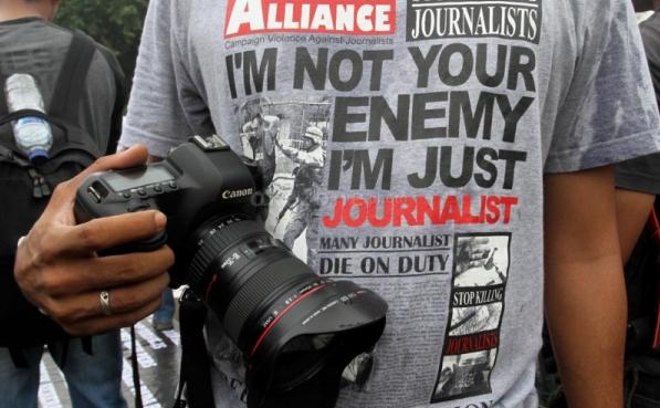 AJI Medan Tuntut TNI AU Hukum Penganiaya Jurnalis