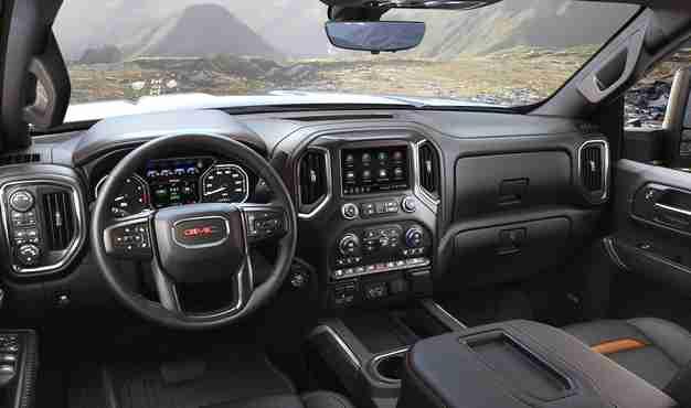 2020 GMC Sierra 2500hd Denali Release Date