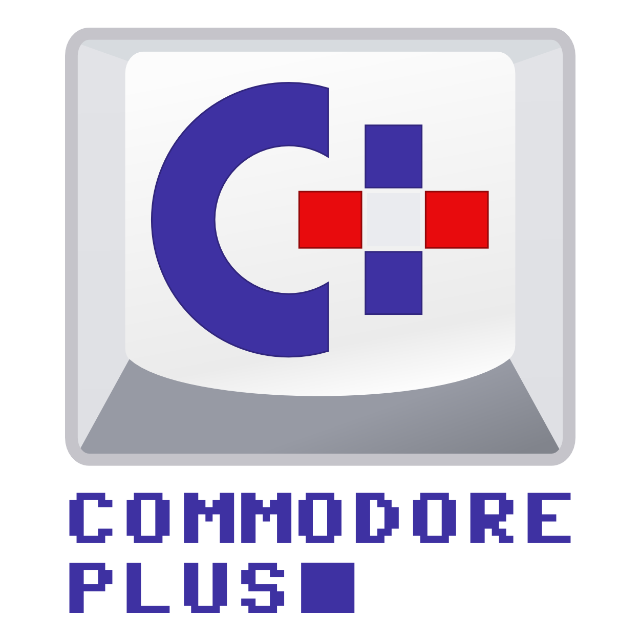 Commodore Plus C+ logo