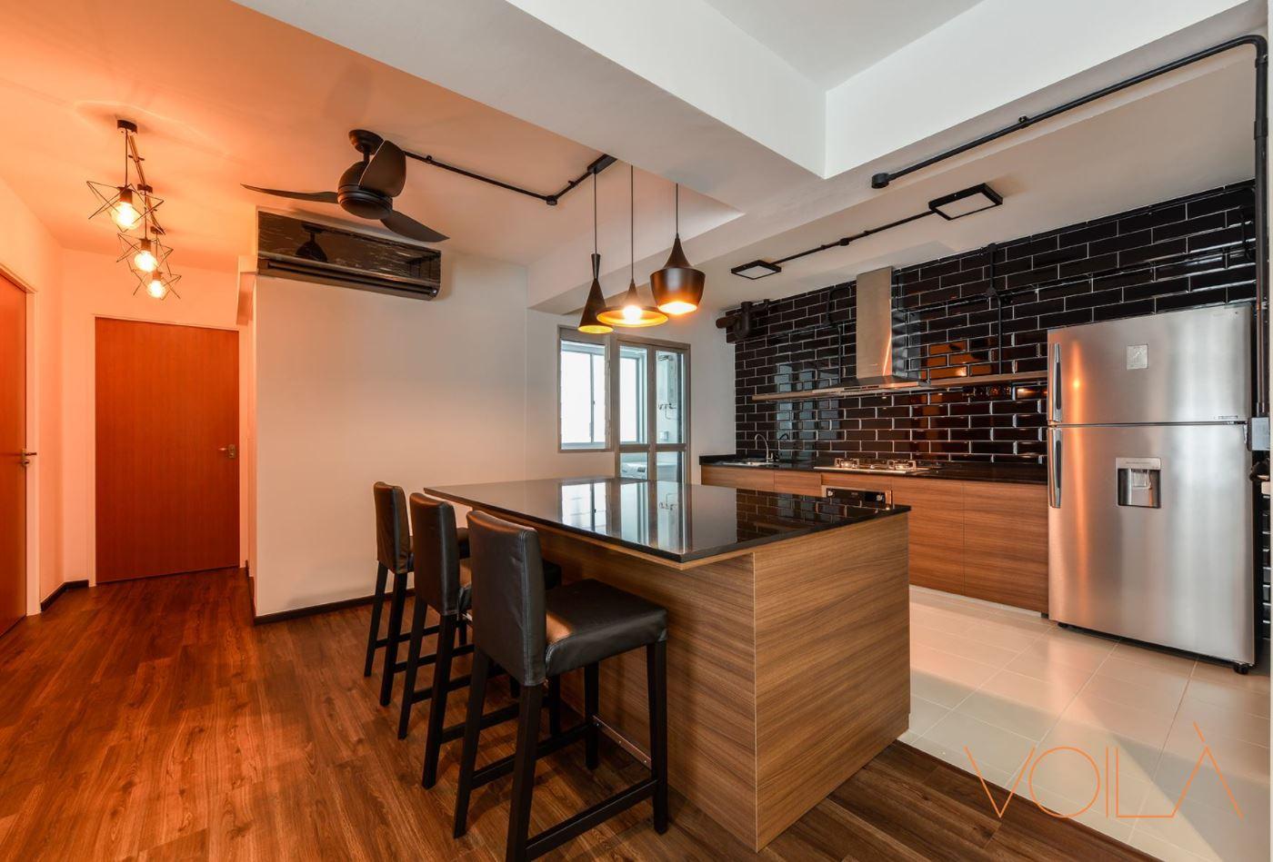 Cozinhas Conceito Aberto As Cozinhas Modernas Geralmente Combinam  -> Fotos De Cozinha Conceito Aberto
