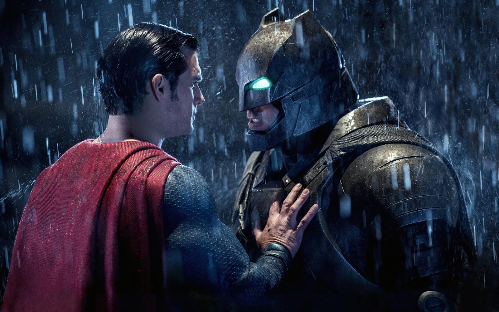 Ei Batman ja ihme nainen koukku
