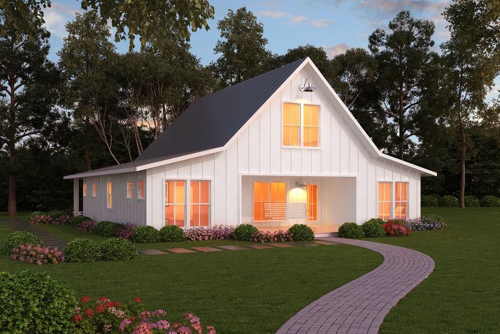 20 Desain Eksterior Rumah Minimalis