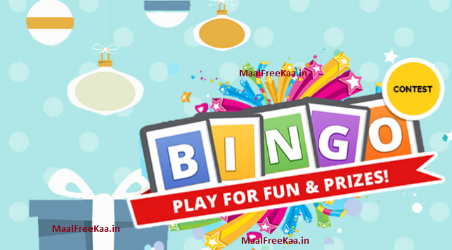 Bingo app real prizes and giveaways
