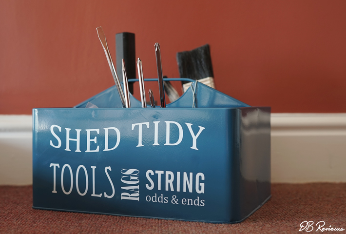 Win a stylish enamel caddy tin from Katie Jane HOME