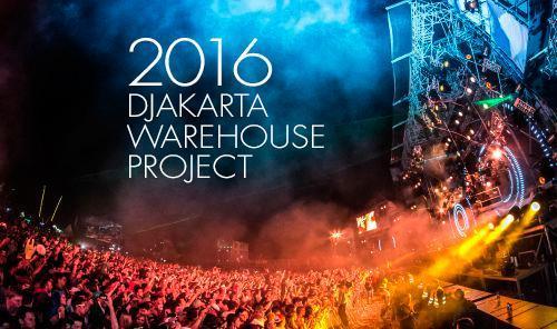 Paramudamudi90an Festival Musik Djakarta Warehouse Project Dwp 2016