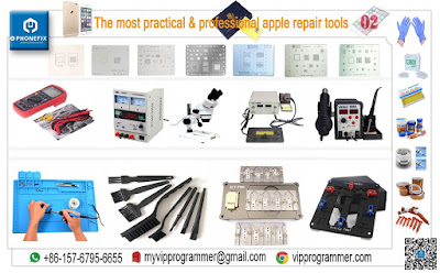 The%2Bmost%2Bpractical%2B%2526%2Bprofessional%2Bapple%2Brepair%2Btools-02_proc Fix iPhone common issues by replace iPhone PCB chips Apps iPhone News Technology
