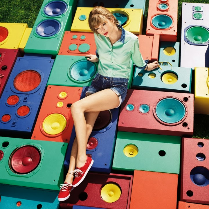 Keds Spring/Summer 2014 Campaign starring Taylor Swift