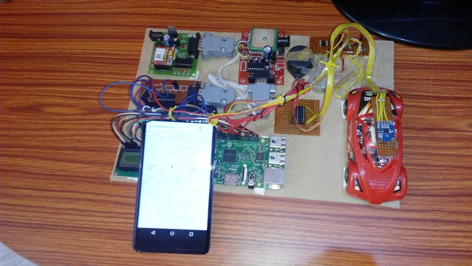Arduino Based Electronic Voting Machine Circuit Diagram