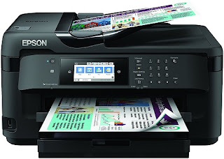 Epson WorkForce WF‑7710DWF driver download Windows, Epson WorkForce WF‑7710DWF driver Mac