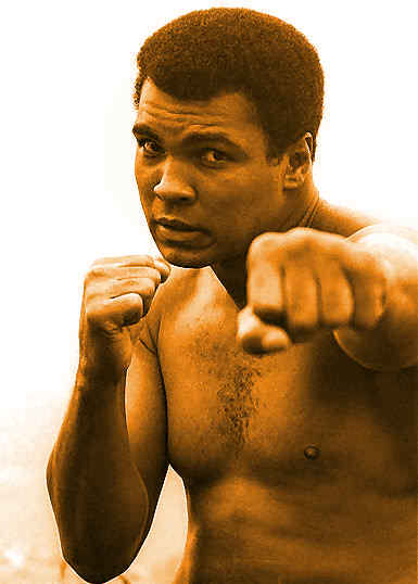 Obrigado, Muhammad Ali-Haj