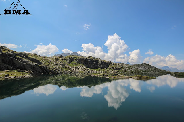 wandern Vallülasee - Bielerhöhe - Silvretta - wanderblog