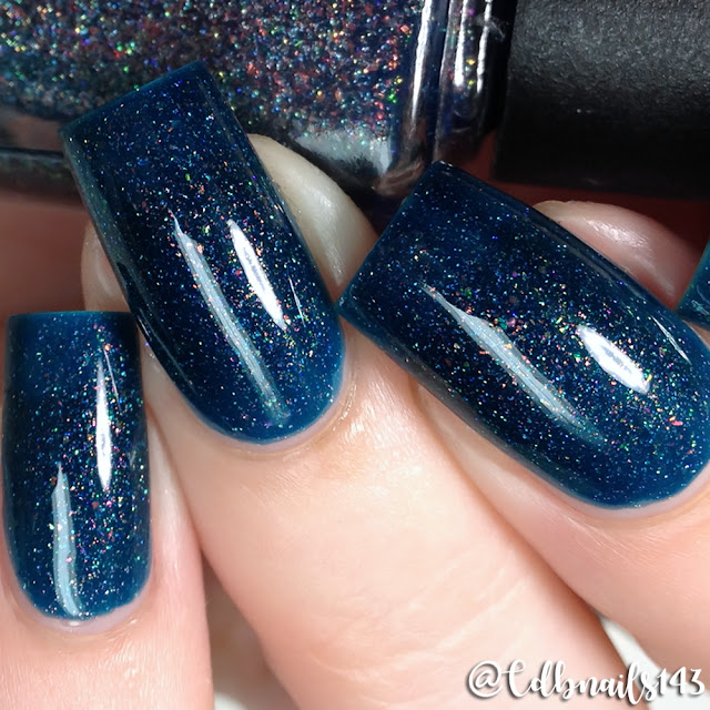 Lollipop Posse Lacquer-The Garden Path