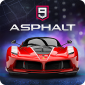 Asphalt 9 Airborne Legends