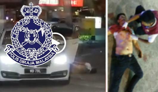 Polis Dedah Punca Sebenar Lelaki Di Bunuh Di Stesen Minyak