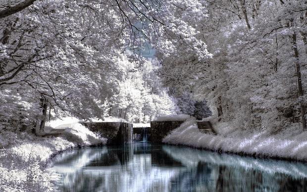 Wallpapers Beautiful Winter Scenery