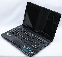 jual Laptop Gaming Core i3 Asus K42J (2nd)