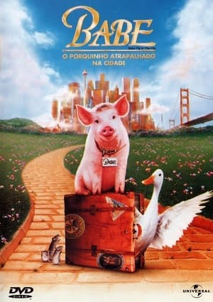 Babe - O Porquinho Atrapalhado - Bluray 1080p 720p Torrent Download