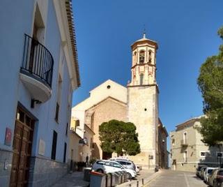 Iglesia Mayor de Santa María Magdalena.