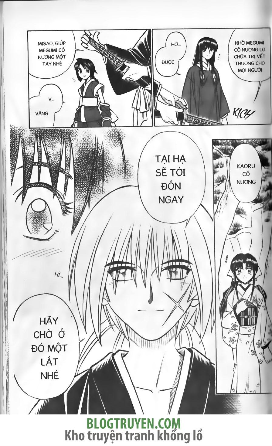Rurouni Kenshin chap 243 trang 15