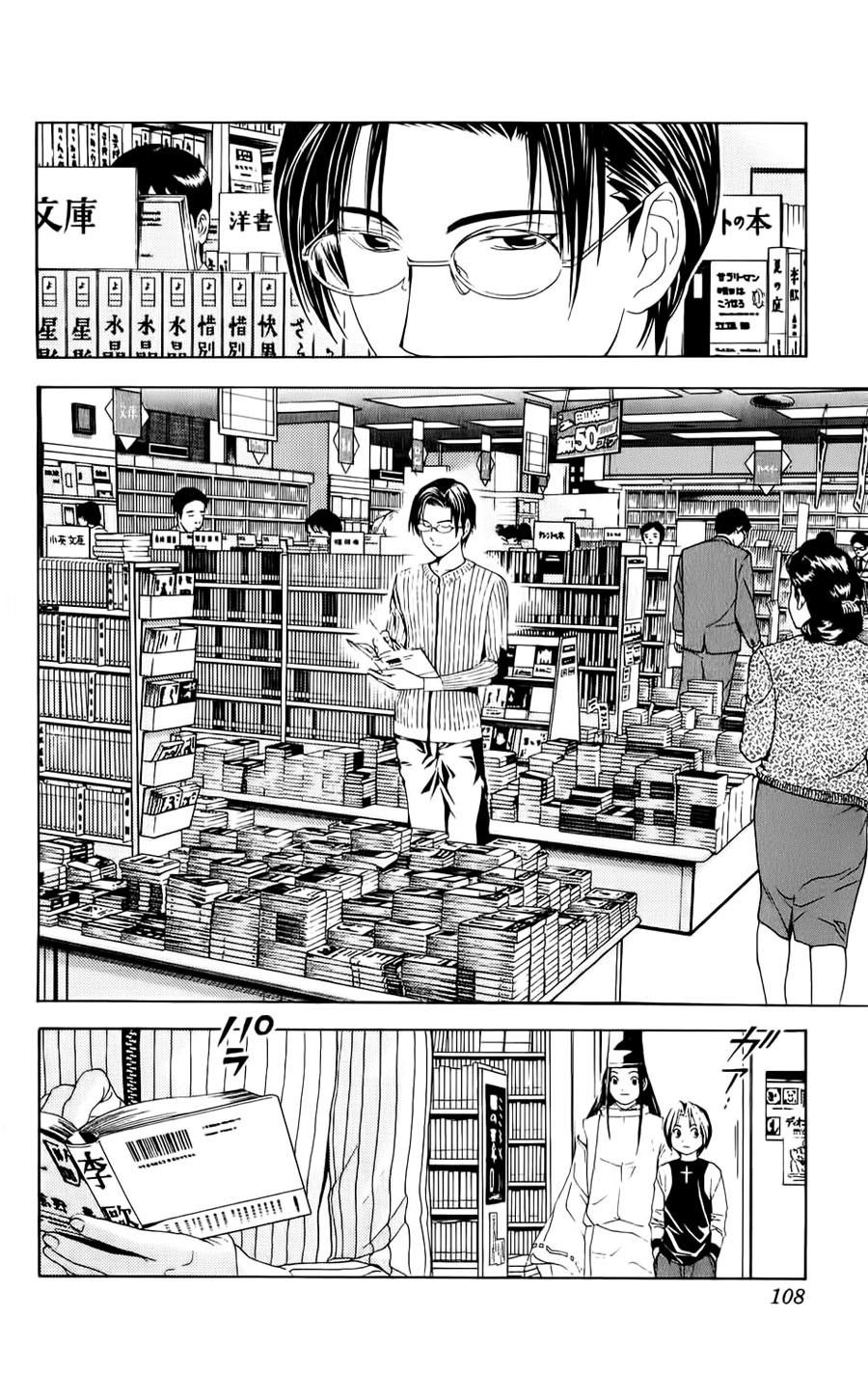 Hikaru No Go hikaru no go chap 39 trang 17